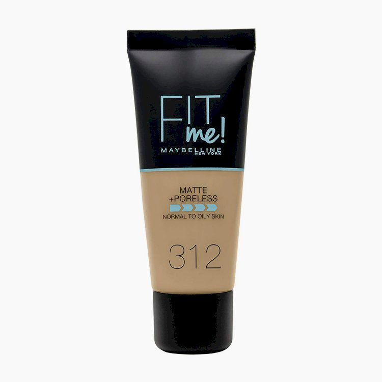 Maybelline Fit Me Liquid Foundation 312