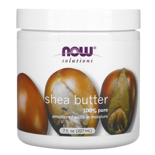 Now Foods, Solutions, Shea Butter (207 ml)