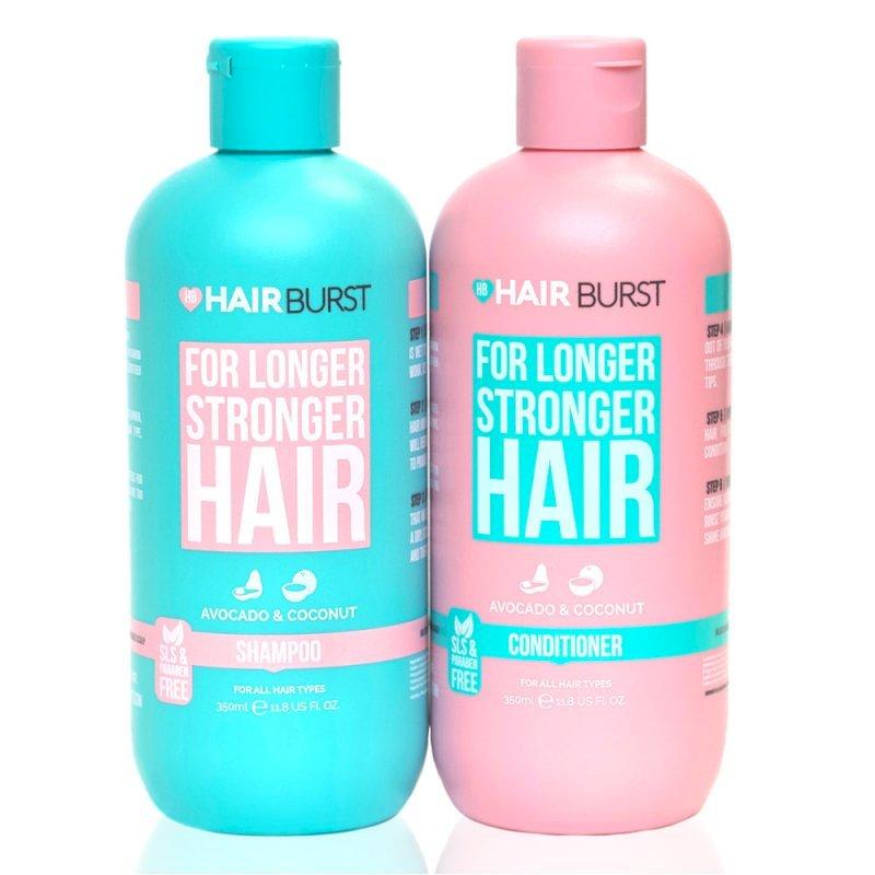 Hairburst Shampoo & Conditioner for Longer, Stronger Hair 2*250ml