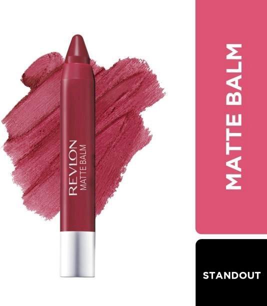 revlon colorburst matte lip balm (250 standout)