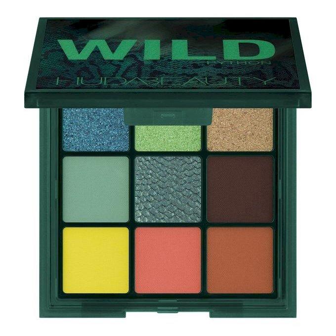 Huda beauty Python Wild Obsessions eyeshadow palette