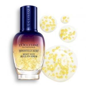 Loccitane-Immortelle Overnight Reset Oil-in-Serum 50ml