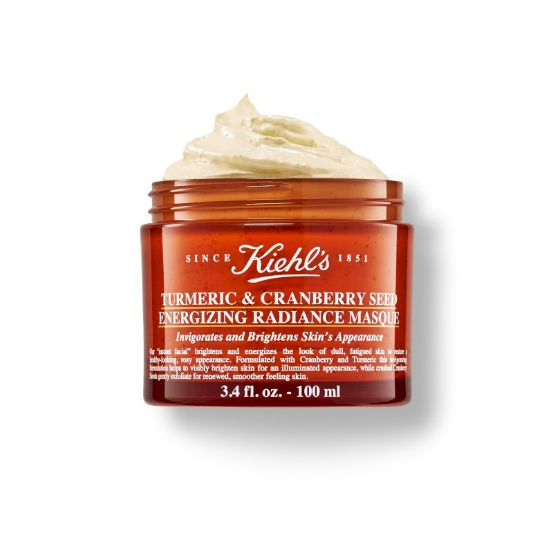 Kiehls-Turmeric & Cranberry Seed Energizing Radiance Masque 100ml