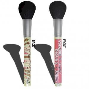 The balm-POWDER TO THE PEOPLE brush
