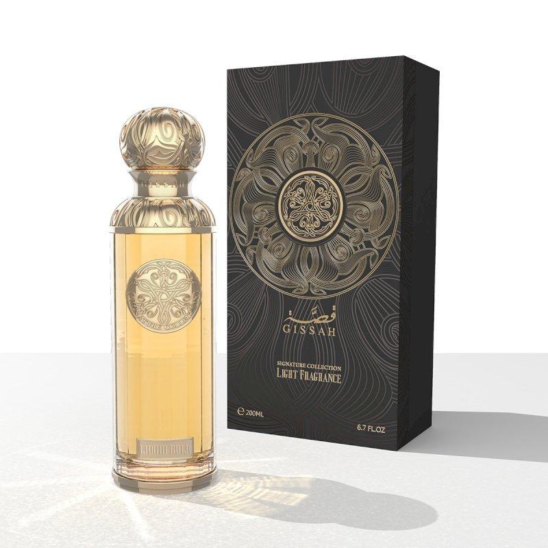 Gissah Liquid Gold Eau de Parfum - 200ml
