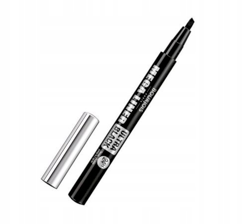 Bourjois-Mega Liner Eyeliner 02 Ultra Black