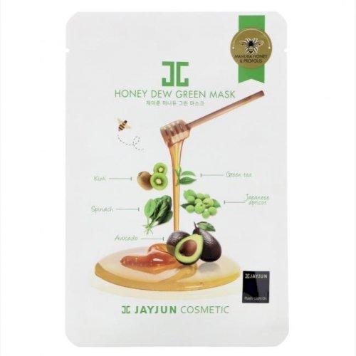 Jayjun-Honey Dew Green Mask, 1 Sheet