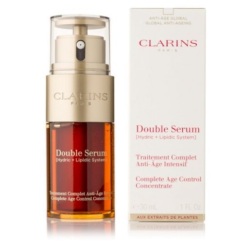 Clarins-DOUBLE SERUM (30ml)