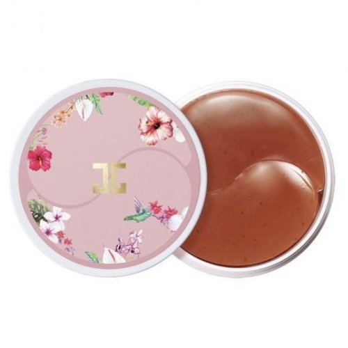 Jayjun-ROSELLE TEA EYE GEL PATCH HOLIDAY EDITION JAR (60 patches)