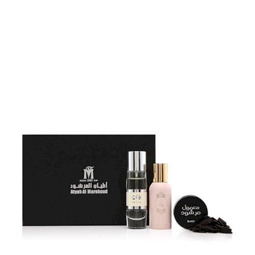 Atyab al marshoud- Marshoud Mini Perfume Set No.3 - 3pcs