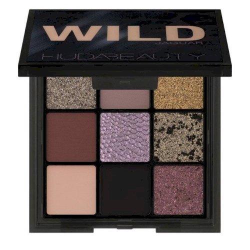 Huda beauty jaguar Wild Obsessions Eyeshadow Palette