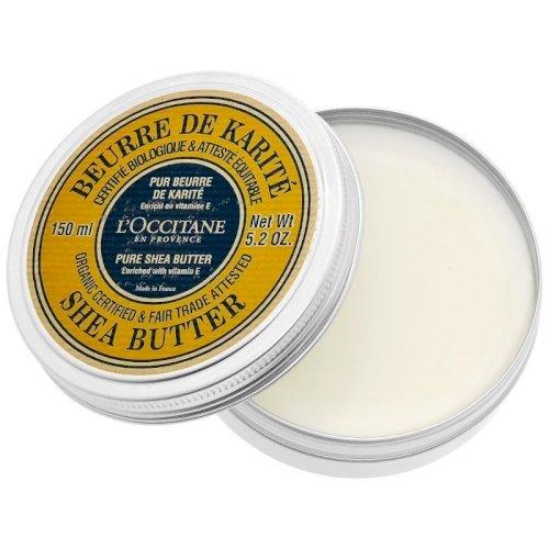 Loccitane-100% Organic Shea Butter 150ml