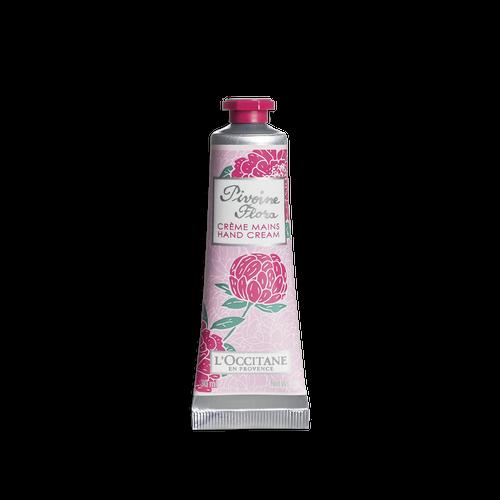 Loccitane-Pivoine Flora Hand Cream 30ml