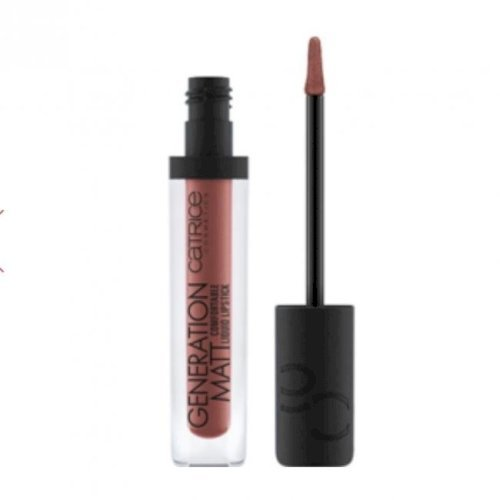 Catrice- Generation Matt Comfortable Liquid Lipstick (050 dager lips)