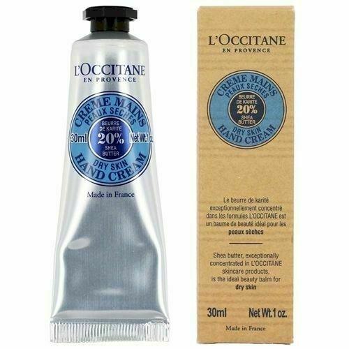 Loccitane- shea butter hand cream 30ml