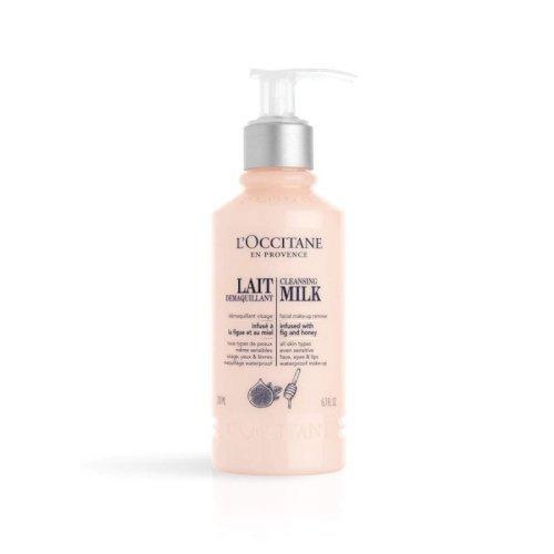Loccitane -Cleansing Milk Facial Makeup Remover 200ml
