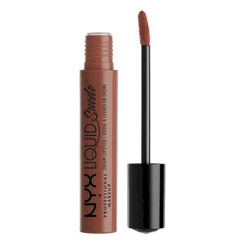 Nyx liquid suede cream  lipstick (Sandstorm)
