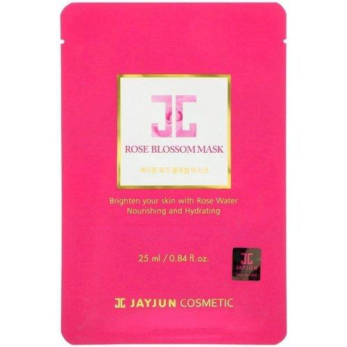 Jayjun-Rose Blossom Mask, 1 Sheet
