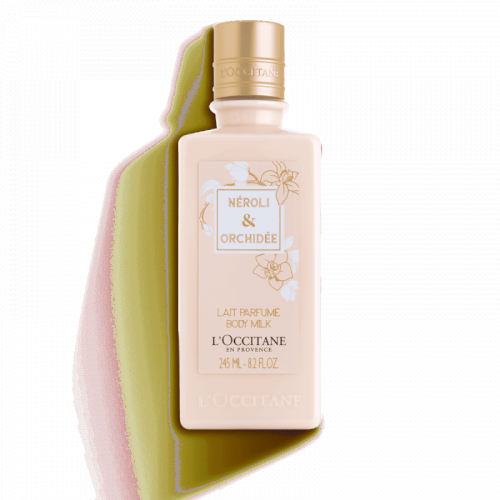 Loccitane-Néroli & Orchidée Body Milk 245ml