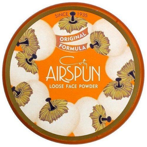 airspun -loose face powder