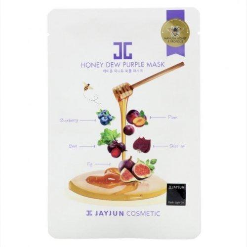 Jayjun-Honey Dew Purple Mask, 1 Sheet