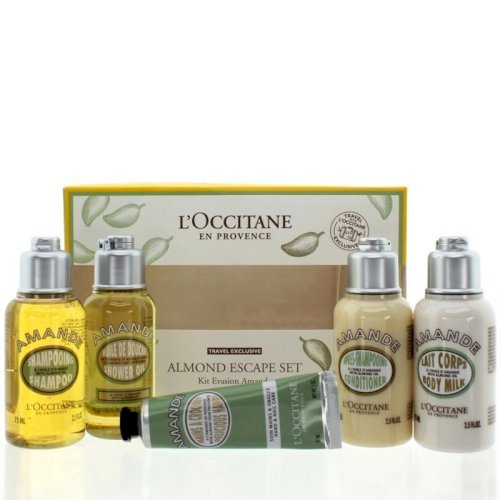 Loccitane En Provence Almond Escape Set (Blemished Box)