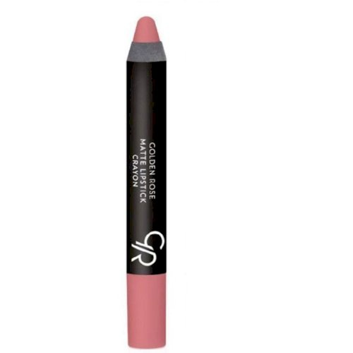 Golden rose- Matte lipstick crayon 22