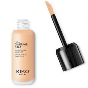 Kiko-full coverge 2 in 1 fondation & concealer
