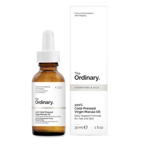 The ordinary-100% cold pressed virgin marula oil 30ml