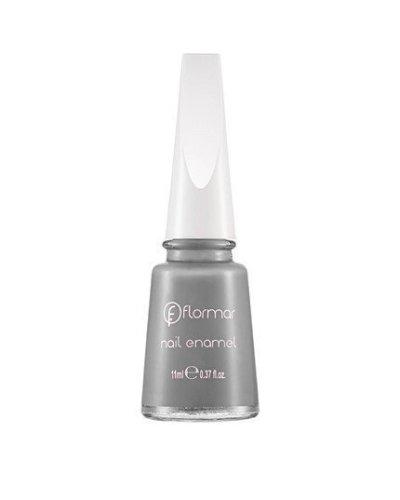 Flormar-nail enamel 417STEEL GRAY