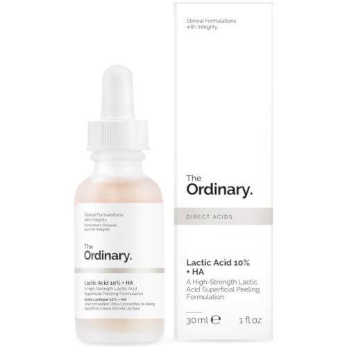 The ordinary-Lactic Acid 10% + HA (30ml)