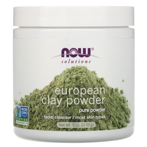 Now foods, solution, European Clay Powder (170 g)