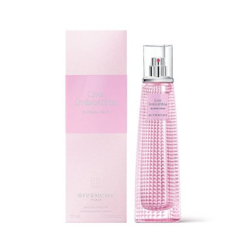 GIVENCHY LIVE IRRESISTIBLE BLOSSOM CRUSH 75ml EDT W