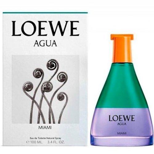 Loewe - agua de loewe miami beach edt 100ml unisex