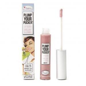The balm-PLUMP YOUR PUCKER Lip Gloss (amblify)