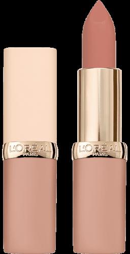 Loreal Color Riche Matte Free the Nude Lipstick - 02 No Cliche