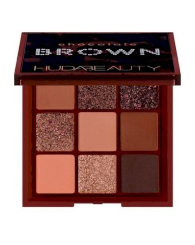 Huda beauty Chocolate Brown Obsessions