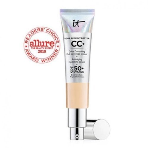 It cosmetics- Your Skin But Better CC+ Cream with SPF 50+ (MEDIUM) 32ml