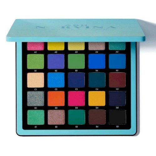 Anastasia-NORVINA® Pro Pigment Palette Vol. 2