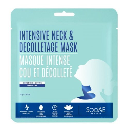 sooae- intensive neck & decollectage  mask