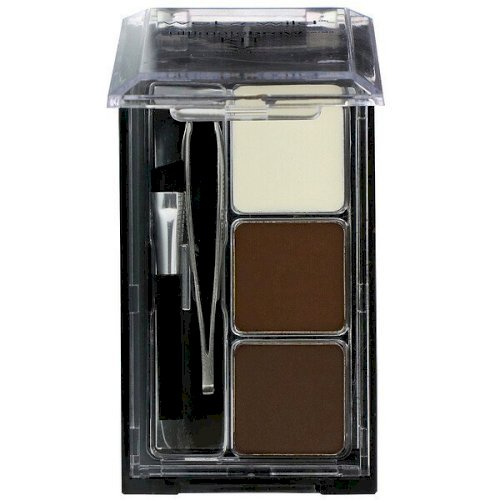 Wet n wild ultimate brow kit (dark brown)