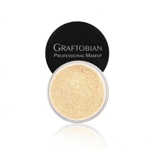 Graftobian- Luxe Cashmere HD Setting Powder - Banana Creme Pie