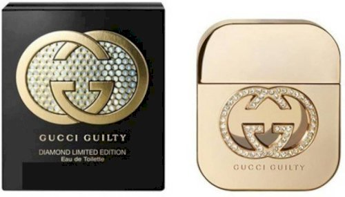 Gucci Guilty diamond limited edition 75ml edt for women