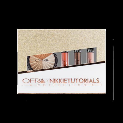 Ofra x NikkieTutorials 4 Piece Collection