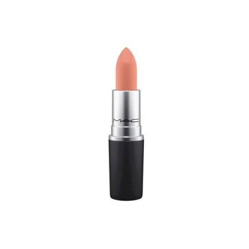 Mac powder kiss lipstick (my tweedy)