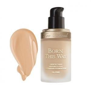 Too faced- born this way foundation(30ml) -nude