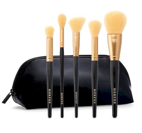 Morphe-COMPLEXION CREW 5-PIECE BRUSH COLLECTION