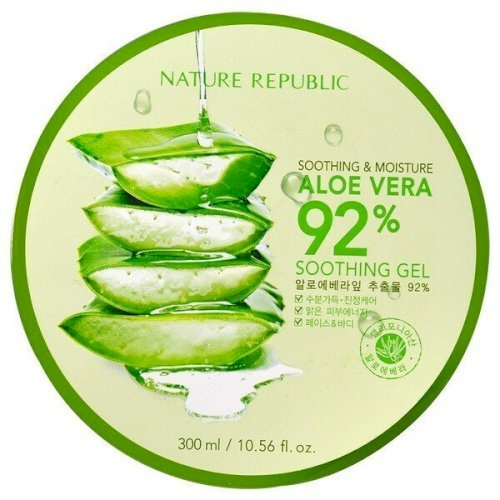 nature republic- aloe vera moistrizing gel 300g