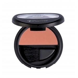 Flormar- SATIN MATTE BLUSH ON -05 peach brown-