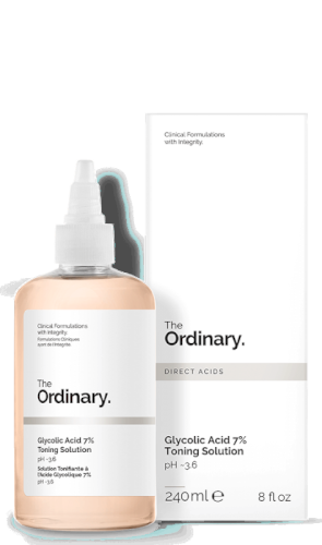 The ordinary- Glycolic Acid 7% Toning Solution 240ml